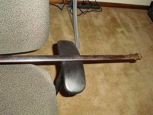 Imperial Infantry Sword