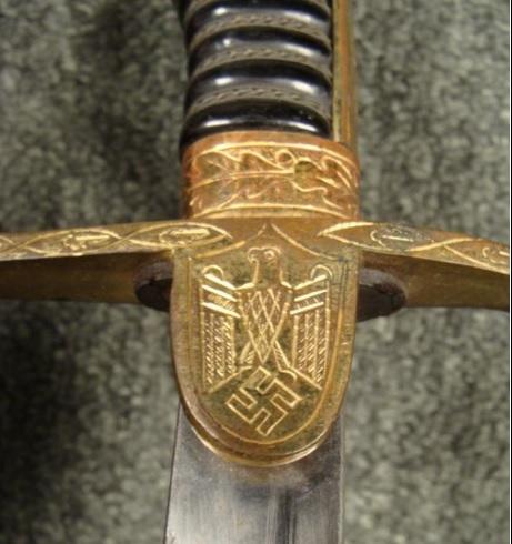 Fake HEER Sword?!
