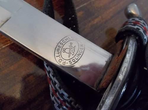 Police sword 2vk