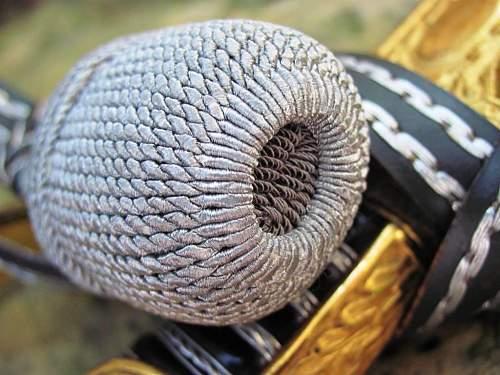 New Sword...Eickhorn Field Marshal Series - Wrangel