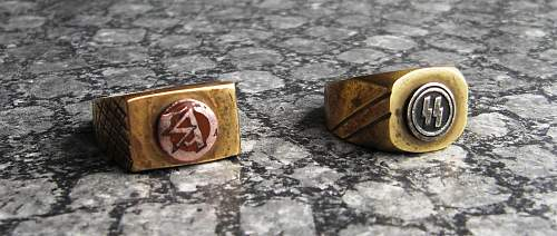 SA rings