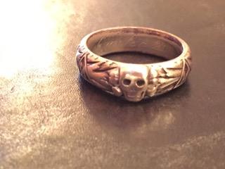 Totenkopf Rings - Genuine or Fake ???