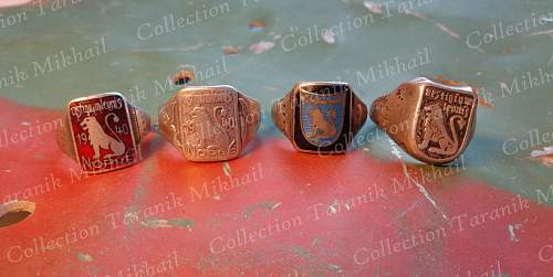 SEARCH OF NEW RINGS NORGE (Norwegen)!
