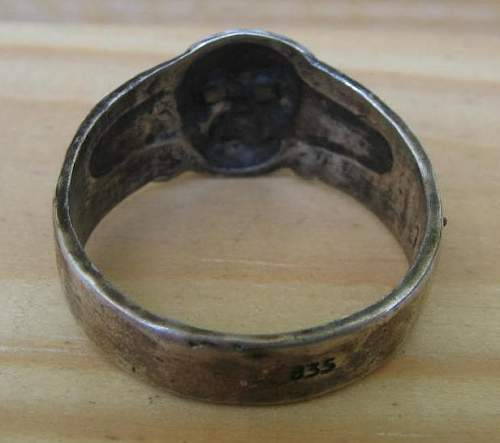 West Wall ring 1944?