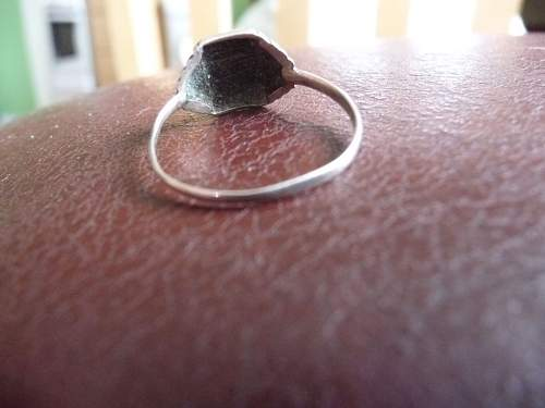 Swastika Ring - Opinions please!
