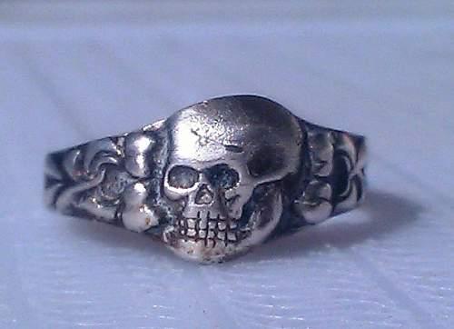 Skull Ring, Original?
