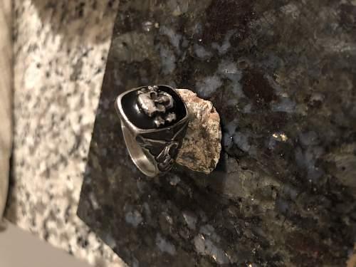 Fake ring?