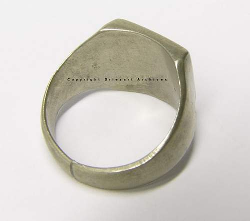 Indian head ring