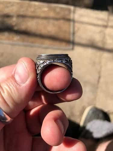 U-Boot ring ???