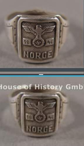 Help on NORGE. Ring