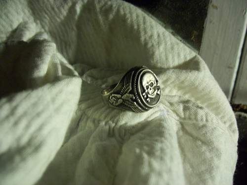 Ring purchased from antique store