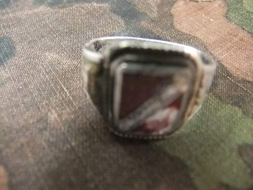Latvian Ring !!