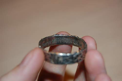 Ring of some sort.