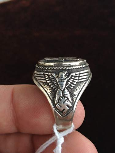 Opinions on this SS officers  ring.....