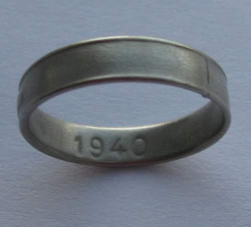 Original or fake rings?