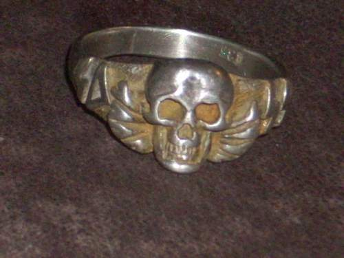 Prototype/Non official SD/SS Ring...