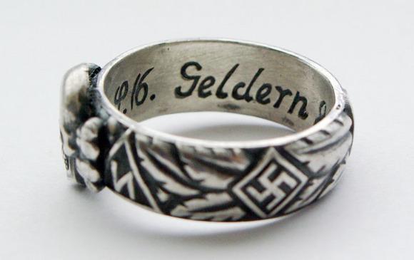 Nazi Ss Ring Replica