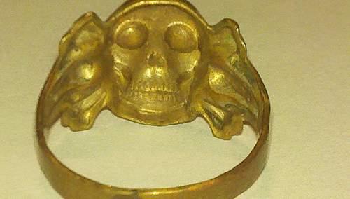 Ring Identification