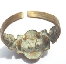 Freikorps ring, or Husar Ring? Or simply a Kantine ringe? ATTN WAGRIFF