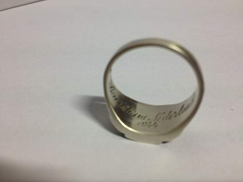 General question about German rings