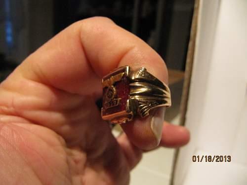 2 German ring 3 Reich or 4 Reich