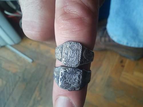 Bretagna kriegsmarine ring