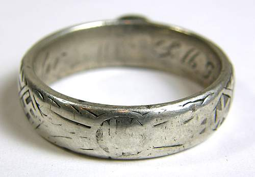 Honor ring 1936