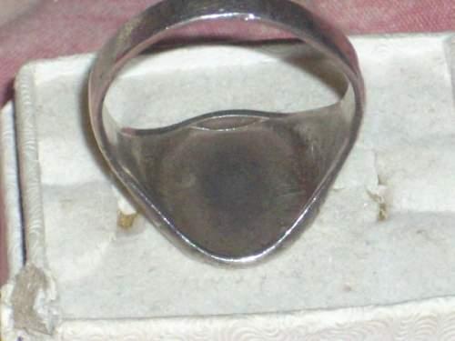 Luftwaffe ring fake??