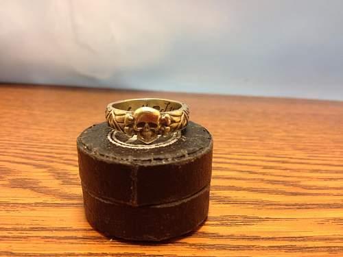 original ss honour ring for sale