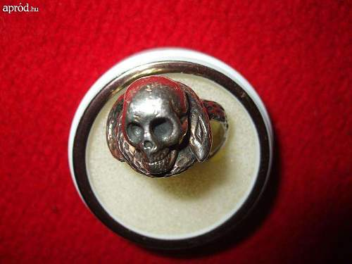 what is this SS ring?