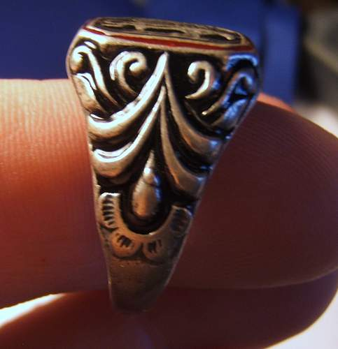 German ring originality