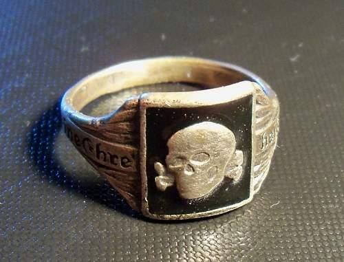 SS ring? Real or Fake?