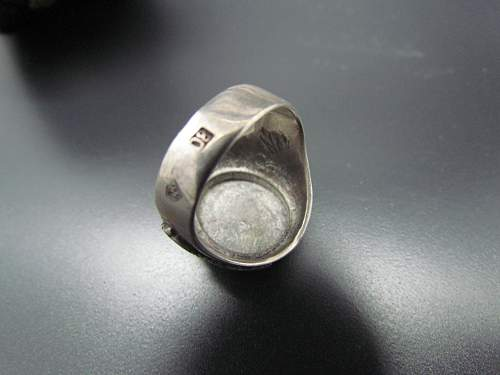 SS Ring Questions