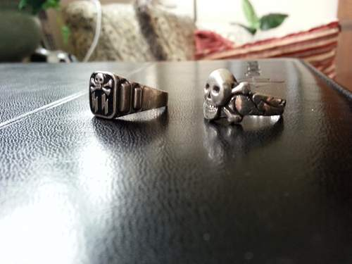 My Ring Collection So far