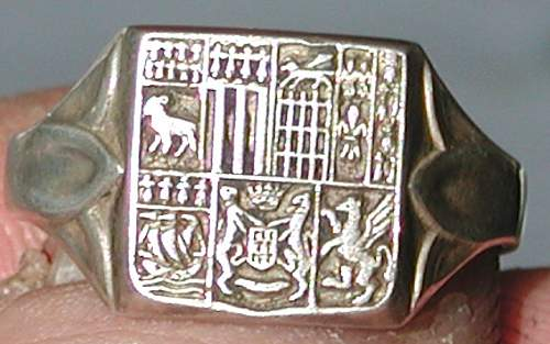 Need help!unknown ring.