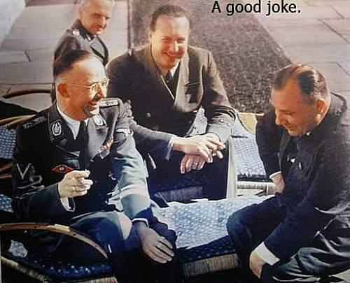 Heindrich Himmler ring