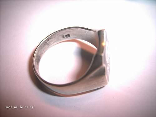 Wehrwolf Ring