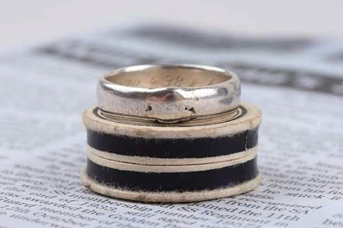 ss honor ring for review