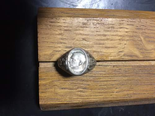 hitler ring