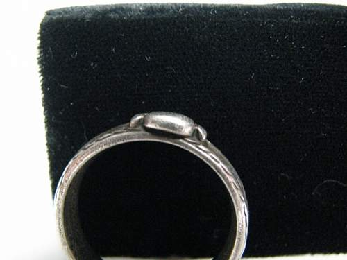 Question early SS honor ring