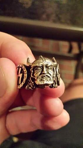 Thoughts on SS ring from Bulgaria