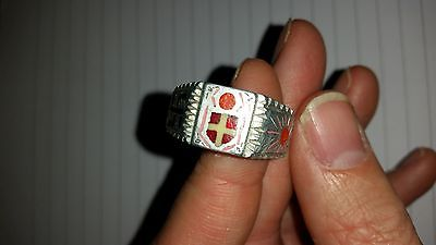 DNSAP Ring - Danish NSDAP Sympathizers