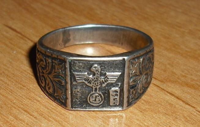 Nazi Ss Ring Value