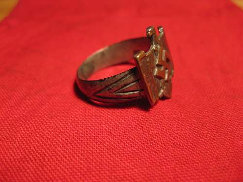 sports eagle ring real or fake?