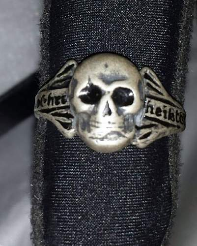 Is this ring authentic or reproduction ?