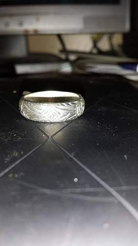 Found a Totenkopf Ring...Real or Fake?