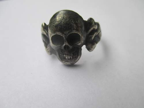 Opinions & Discussion on  Silver SS Skull Ring