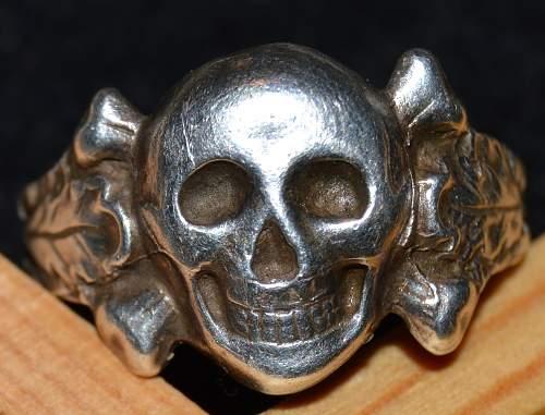 Skull with Oak Leaks Good? or Bad?