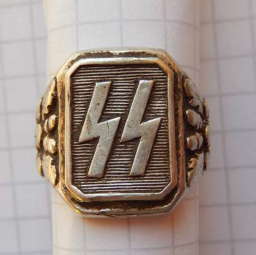 ss silver ring