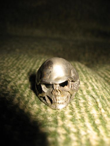Totenkopf ring?